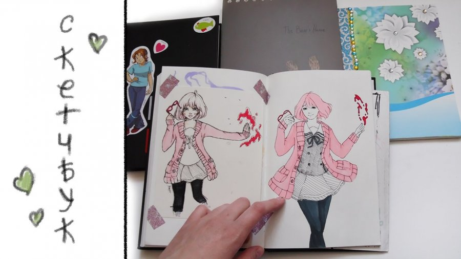Аниме и идеи для личного дневника