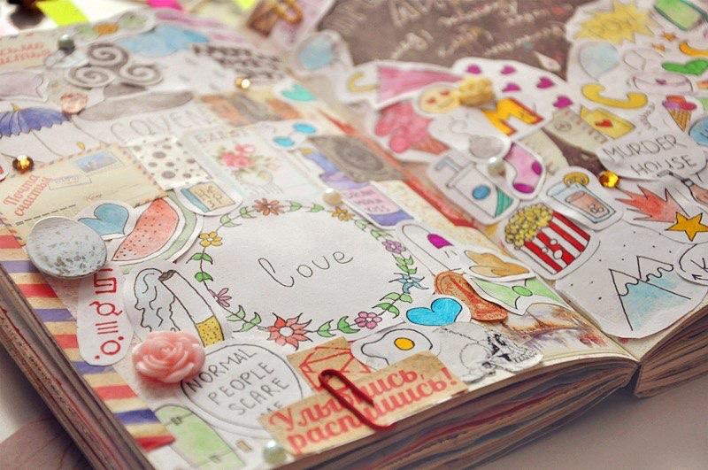 Картинки личного дневника