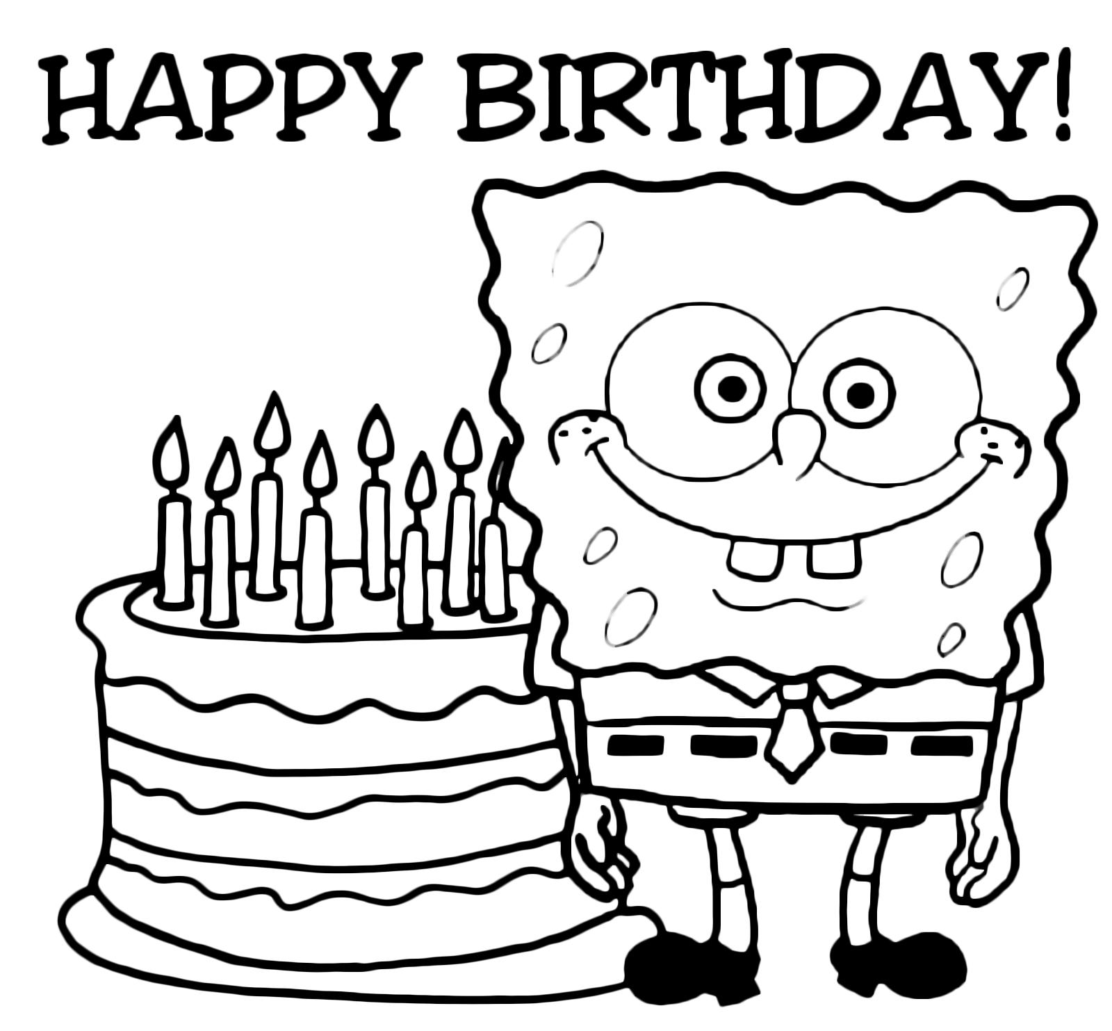 Рисунки для открыток день рождения
